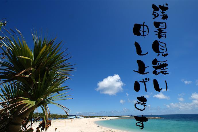 こういう海岸を見るとついこの歌を思い出しますねー。沖縄だから、当然南沙織バージョンですね。