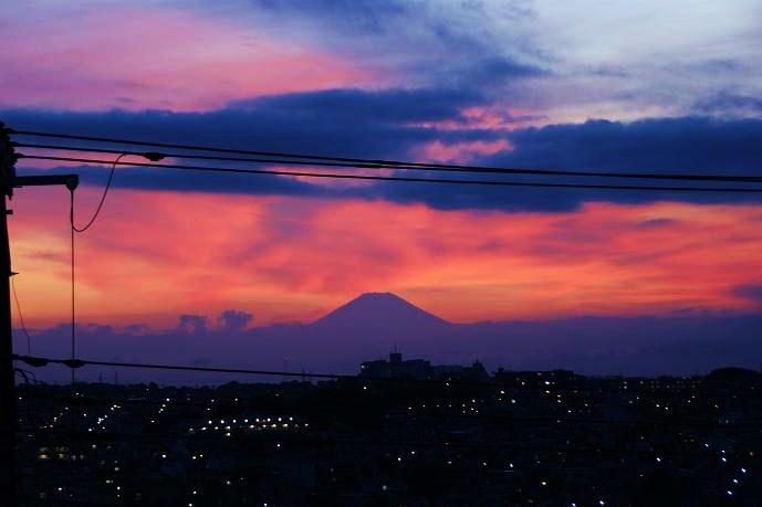 13富士山夕焼け.JPG