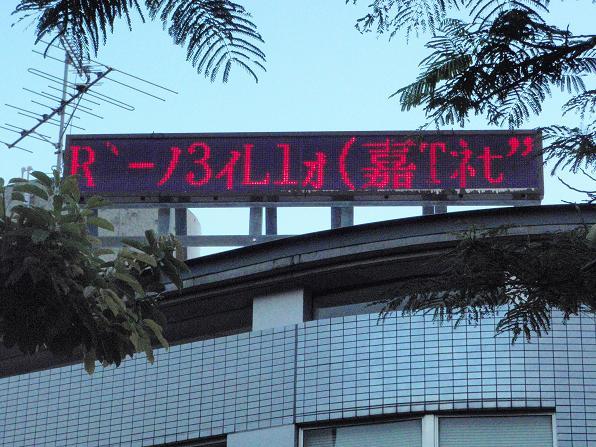 コチラ、県庁すぐ近くの交番でした。