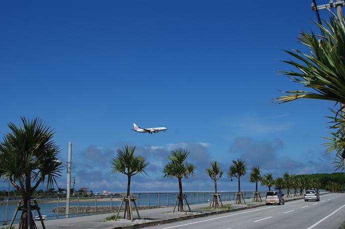 台湾から飛んできたCHINA AIRですね