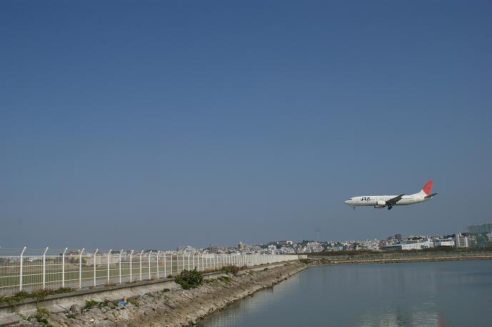 たぶん宮古島発JTA562便.jpg