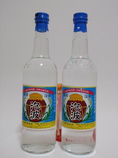国際通り辺りでこれに8000円出して買うなら、古酒の方がよっぽど美味しくていいですよん。
